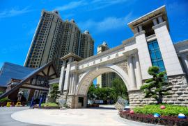 恆大翡翠華庭_江門台山|首期5萬|鐵路沿線|香港銀行按揭
