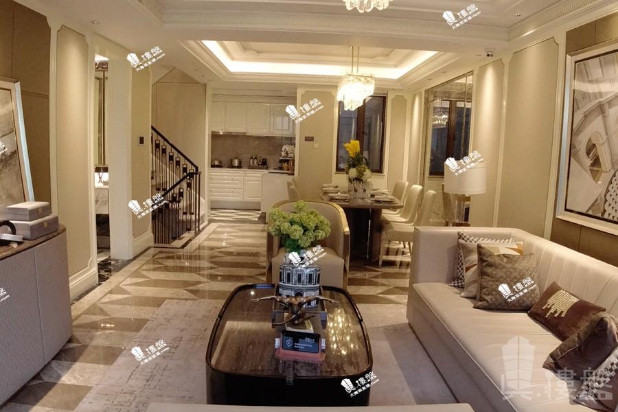 华发观山水别墅_中山|200万|买二层用四层|香港银行按揭 (实景航拍)