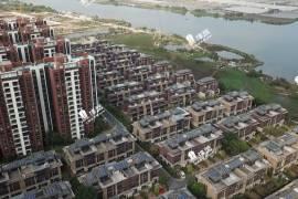 金地格林泊樂_珠海|總價280萬|珠海濱江長廊別墅|前後花園雙車位 (實景航拍)